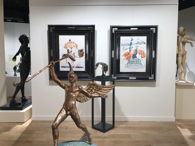 Vue de Dalí Paris
