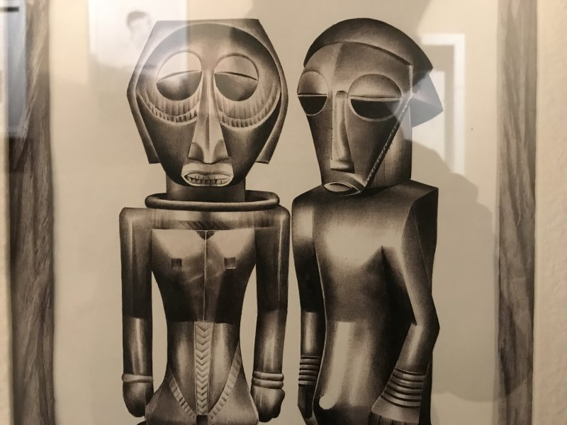 Vue de l'exposition La Collection Bic - Cenquatre Paris (30)