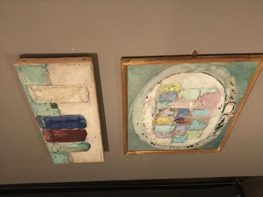 Vue de l'exposition Pierre Lesieur - Intérieurs - Musée Bonnard, Le Cannet (14)