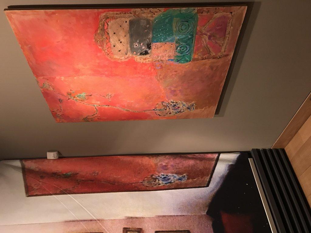 Vue de l'exposition Pierre Lesieur - Intérieurs - Musée Bonnard, Le Cannet (16)