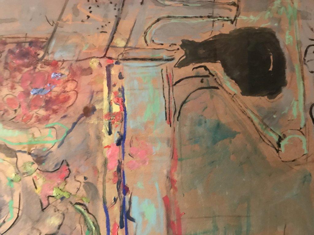 Vue de l'exposition Pierre Lesieur - Intérieurs - Musée Bonnard, Le Cannet (19)