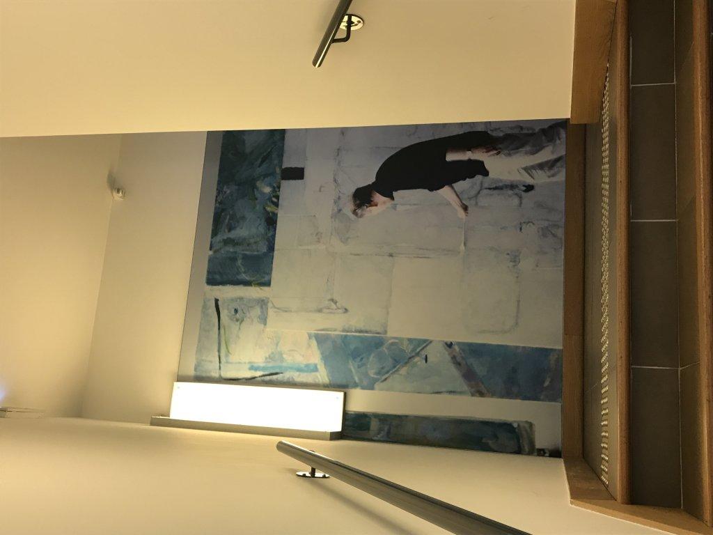 Vue de l'exposition Pierre Lesieur - Intérieurs - Musée Bonnard, Le Cannet (7)