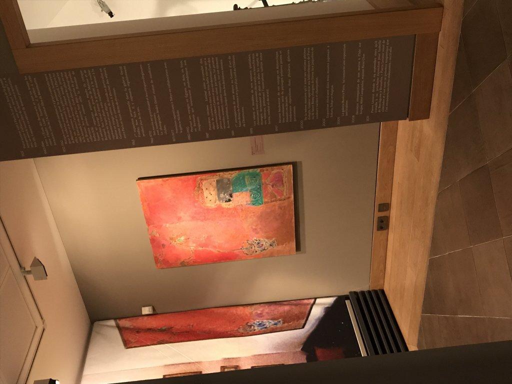 Vue de l'exposition Pierre Lesieur - Intérieurs - Musée Bonnard, Le Cannet (8)
