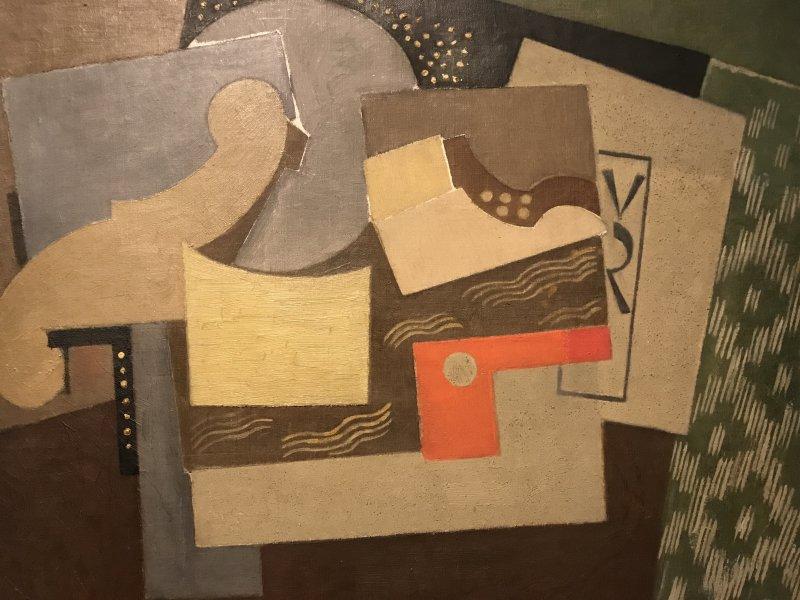 Vue de l'exposition Van Dongen et le Bateau-Lavoir - Musée de Montmartre (11)