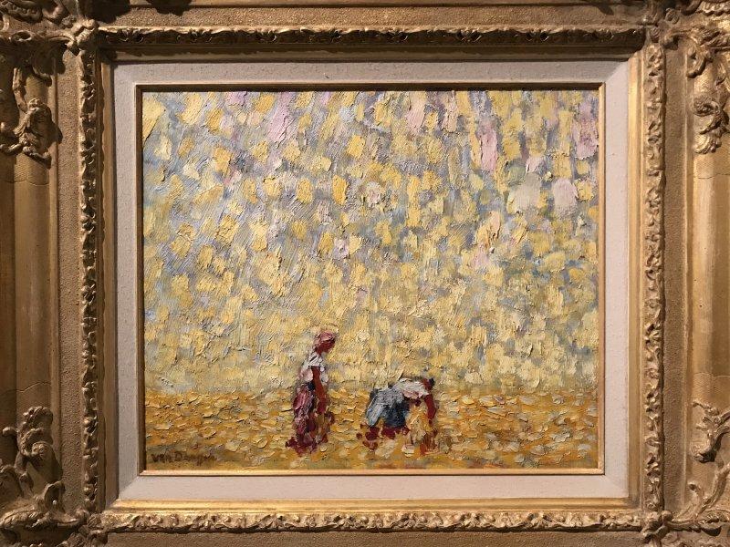 Vue de l'exposition Van Dongen et le Bateau-Lavoir - Musée de Montmartre (15)