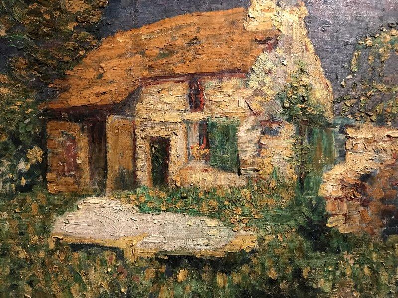 Vue de l'exposition Van Dongen et le Bateau-Lavoir - Musée de Montmartre (17)