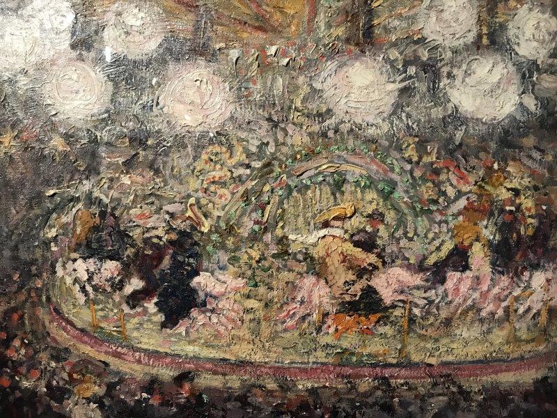 Vue de l'exposition Van Dongen et le Bateau-Lavoir - Musée de Montmartre (19)
