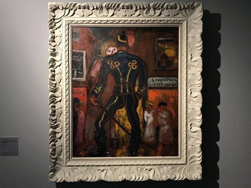 Vue de l'exposition Van Dongen et le Bateau-Lavoir - Musée de Montmartre (2)