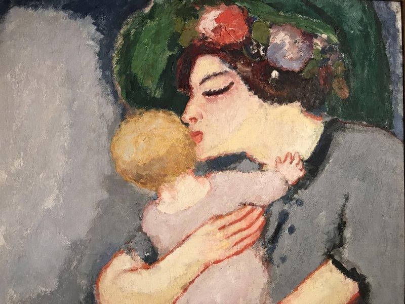 Vue de l'exposition Van Dongen et le Bateau-Lavoir - Musée de Montmartre (23)
