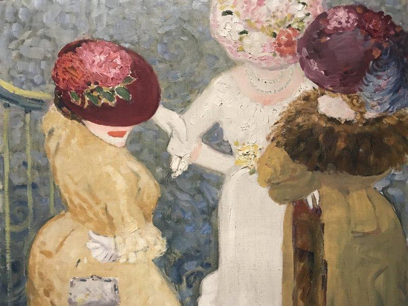 Vue de l'exposition Van Dongen et le Bateau-Lavoir - Musée de Montmartre (29)