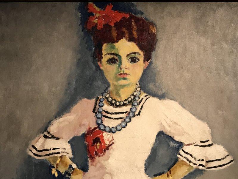 Vue de l'exposition Van Dongen et le Bateau-Lavoir - Musée de Montmartre (36)