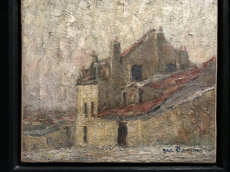 Vue de l'exposition Van Dongen et le Bateau-Lavoir - Musée de Montmartre (4)