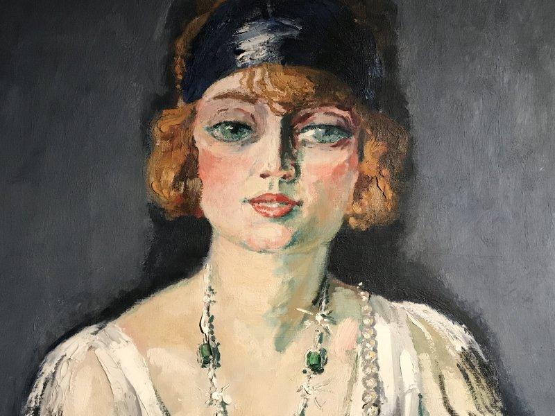 Vue de l'exposition Van Dongen et le Bateau-Lavoir - Musée de Montmartre (47)