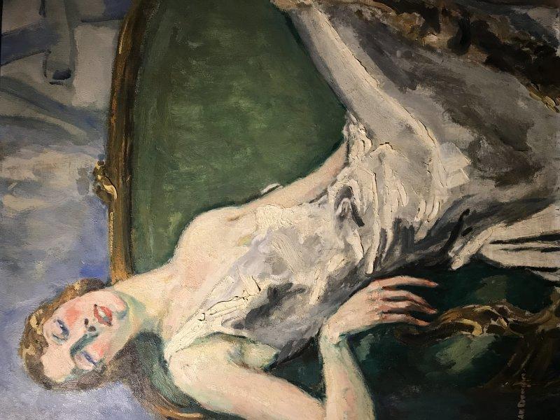 Vue de l'exposition Van Dongen et le Bateau-Lavoir - Musée de Montmartre (48)