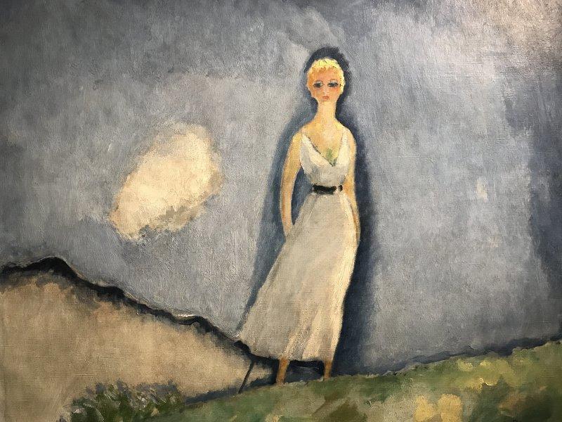 Vue de l'exposition Van Dongen et le Bateau-Lavoir - Musée de Montmartre (54)