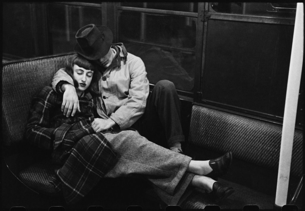 02. Life and Love on the New York City Subway, 1947