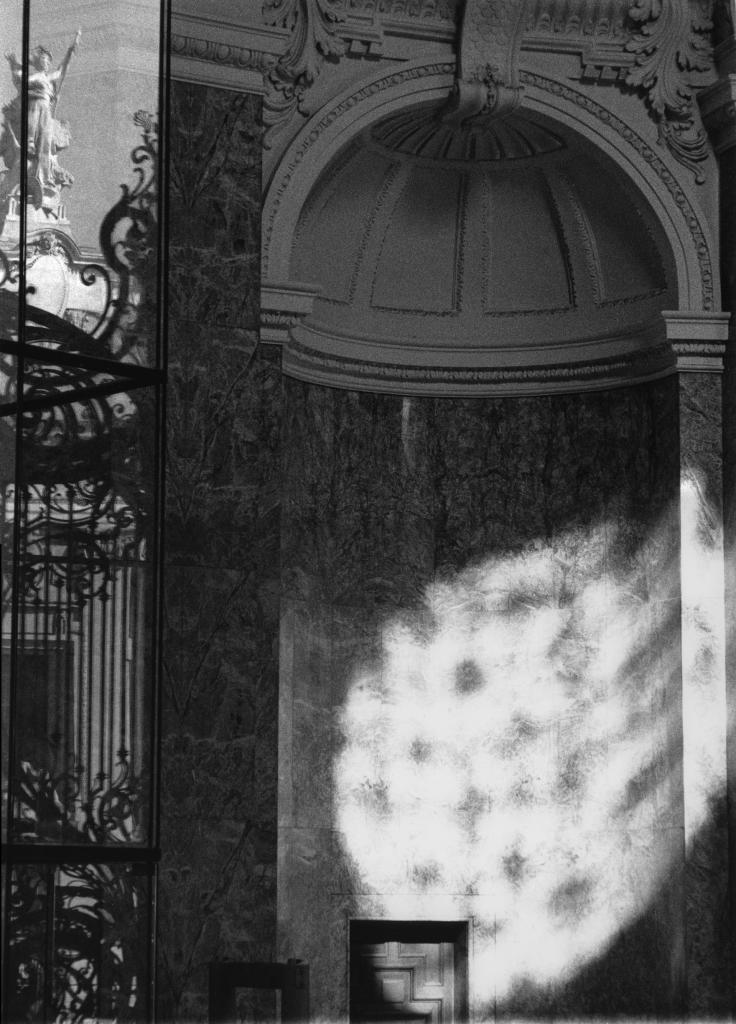 Vasco Ascolini, Petit Palais, 2016-2017, tirage argentique