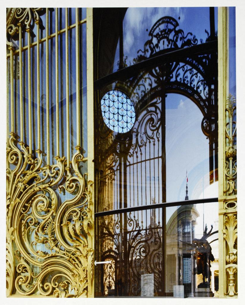 Jean-Christophe Ballot, Petit Palais, 2009-2010, tirage à développement chromogène