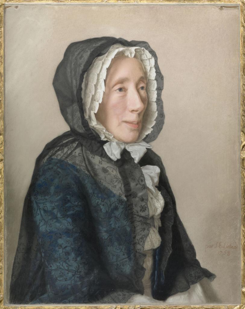 Portrait de Madame Jean Tronchin, née Anne de Molesnes, Jean-Etienne Liotard