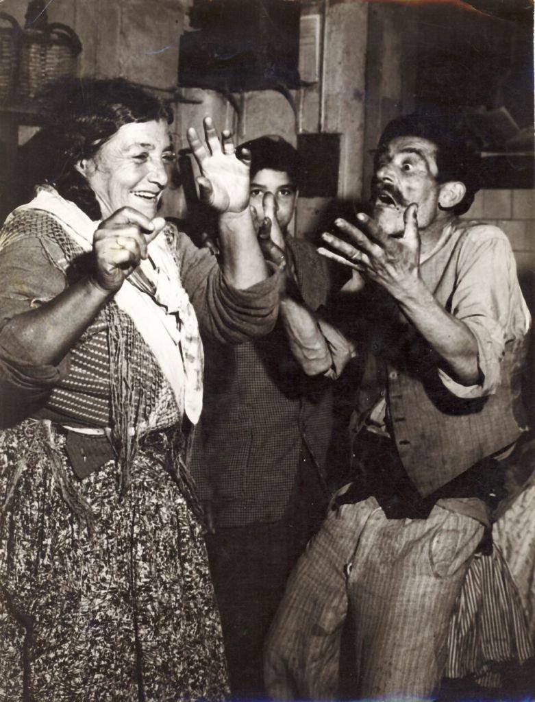 Jacques Léonard, Indalencio et La Anika, la veille de la Saint-Jean à la Bodéga