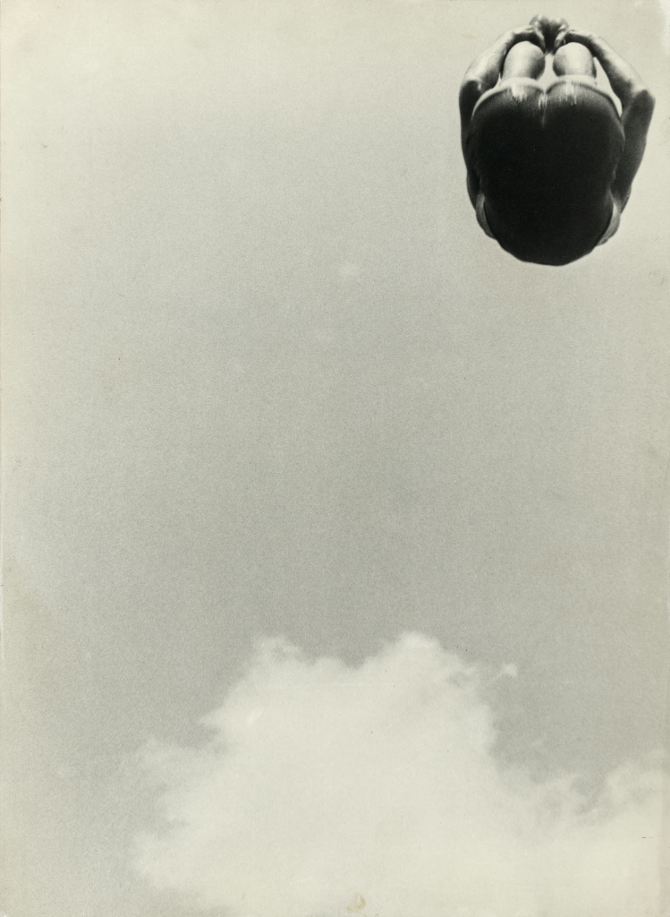 Alexandre Rodtchenko, Un saut, 1934.