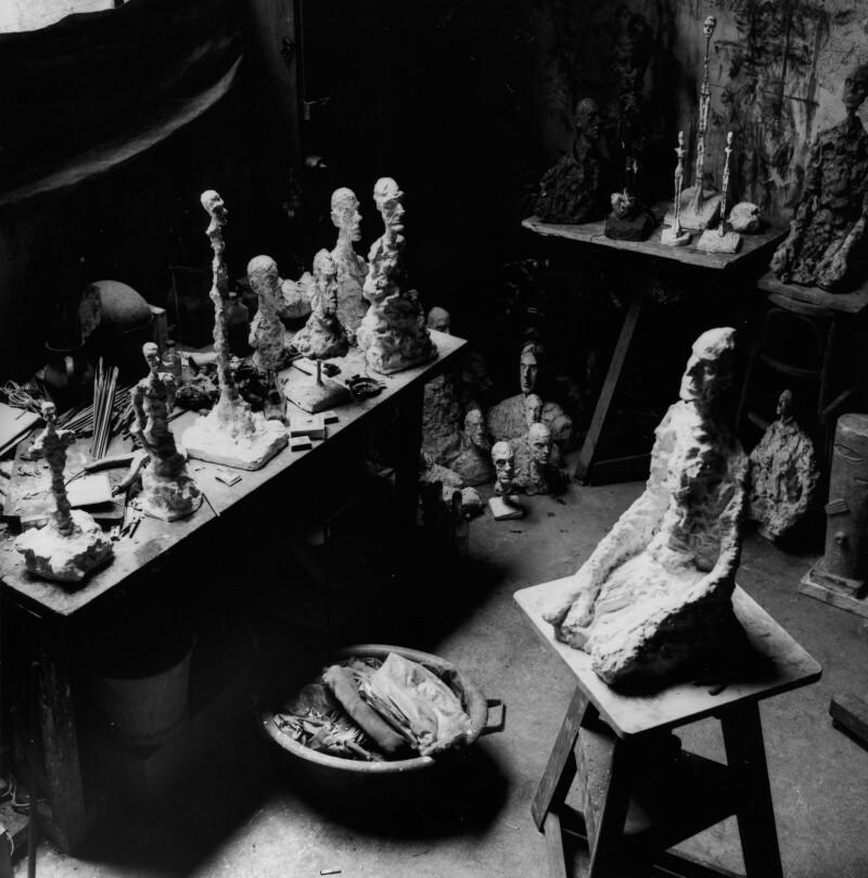 Atelier de Giacometti