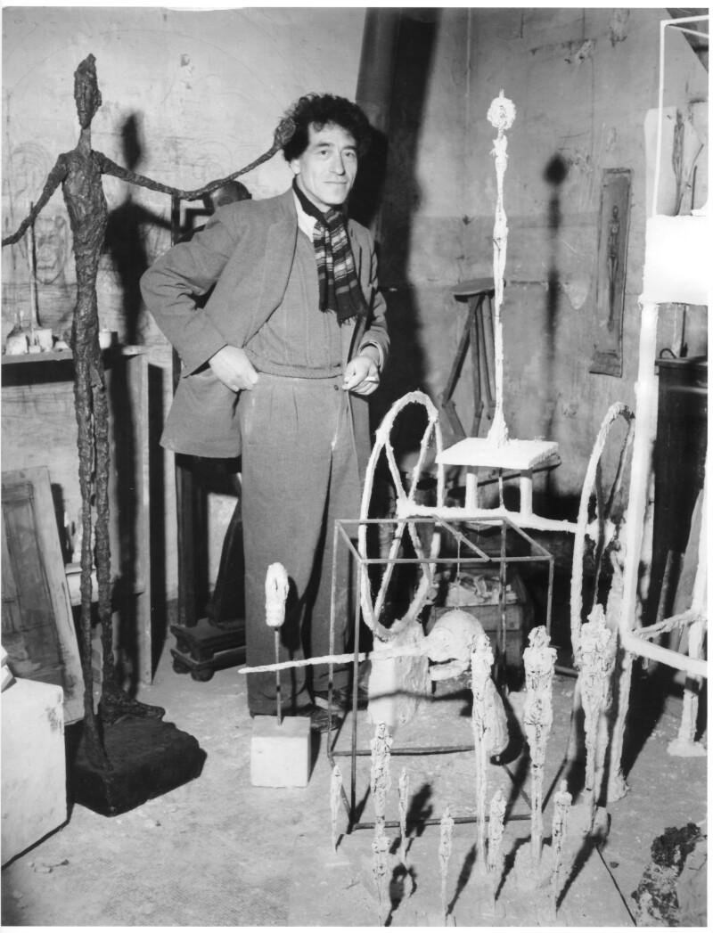 Atelier Giacometti
