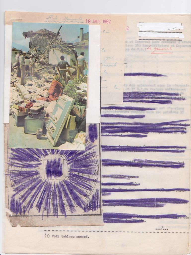 Baddy Dalloul 2, Oman Letters, Irpinia earthquake, 1962