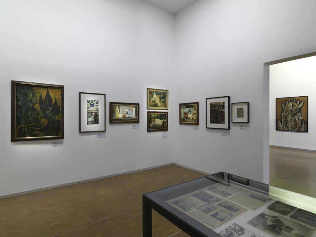 © CENTRE POMPIDOU- Audrey LAURANS - Vue de l'exposition