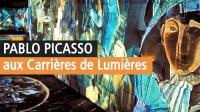 Carrières de Lumières, Picasso 1