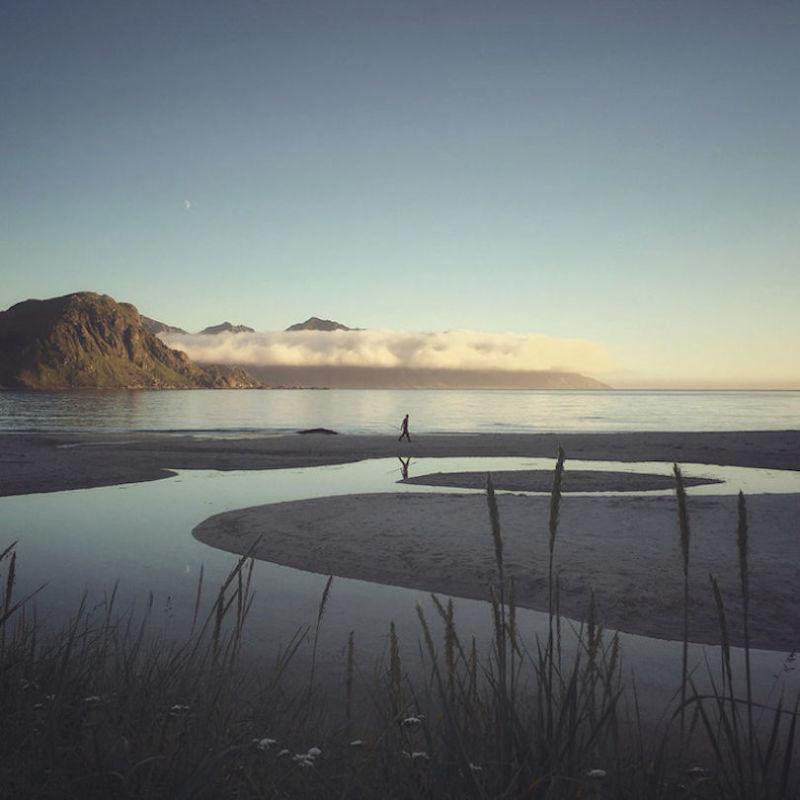Castaway. (© Mariko Klug, gagnante de la catégorie paysages)