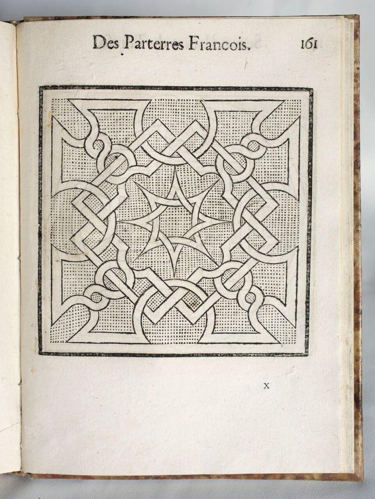 Daniel Loris, Le Thresor des parterres de l'univers, Estienne Gamonet, Genève 1629, Bibliothèque de FSG, Milan