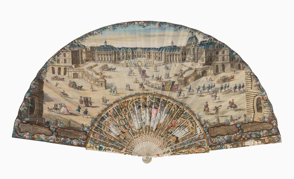 Eventail du Château de Versailles
