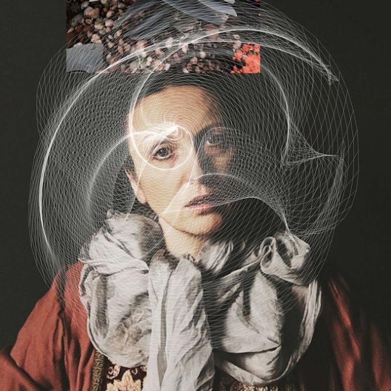 Fausta. (© Helen Breznik, gagnante de la catégorie autoportrait)
