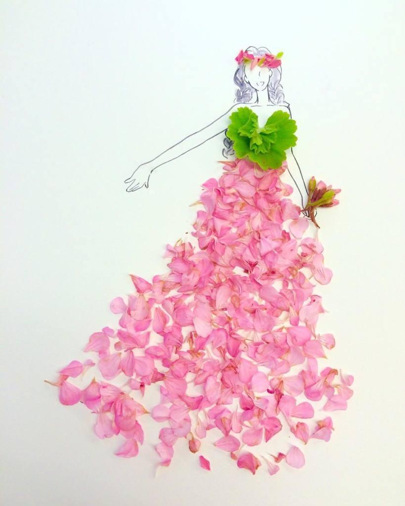 Hanakotoba light pink