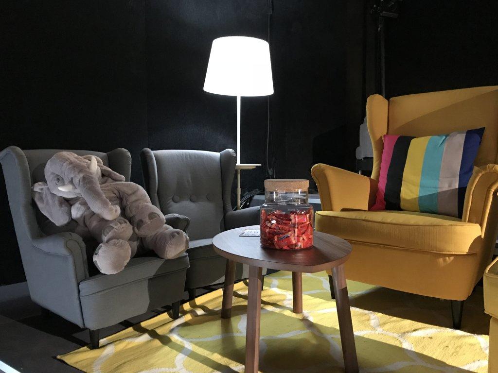 IKEA Home Cinema - Max Linder, Paris