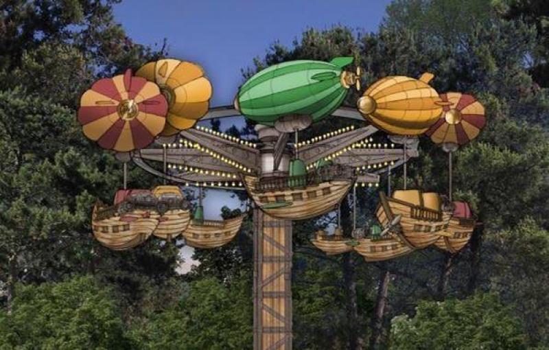 Jardin d'acclimatation - Nouveau Parc
