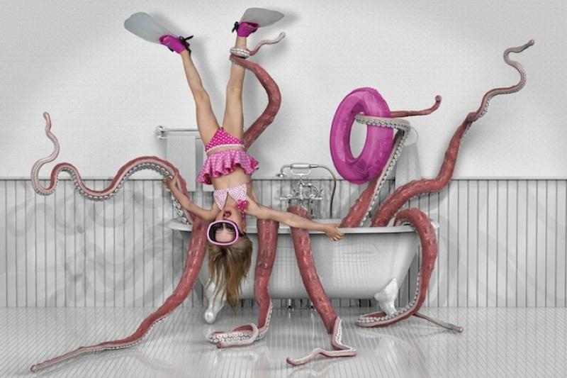 John Wilhelm - octopus