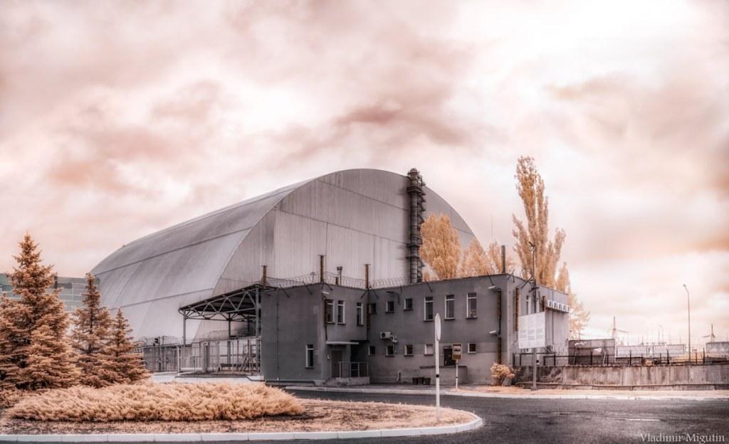 La centrale nucléaire, Chernobyl Exclusion Zone