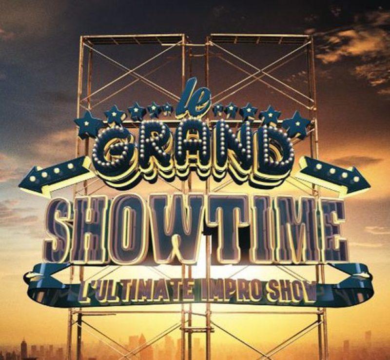Le Grand Showtime au Théâtre Le Point Virgule