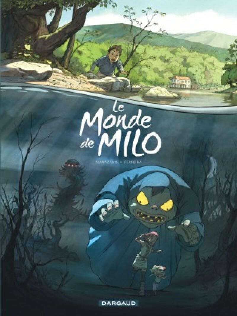 Le Monde de Milo - Dargaud