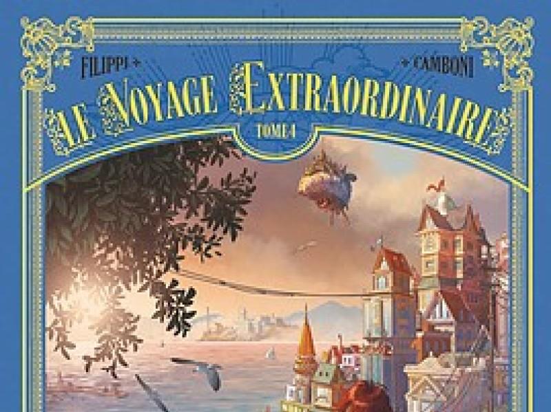 Le Voyage extraordinaire - Glenat