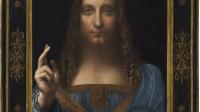 Leonard de Vinci, Salvator Mundi, 1500
