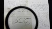 Lettre de Wagner