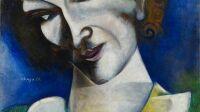 Marc Chagall, Portrait de l'artiste, 1914