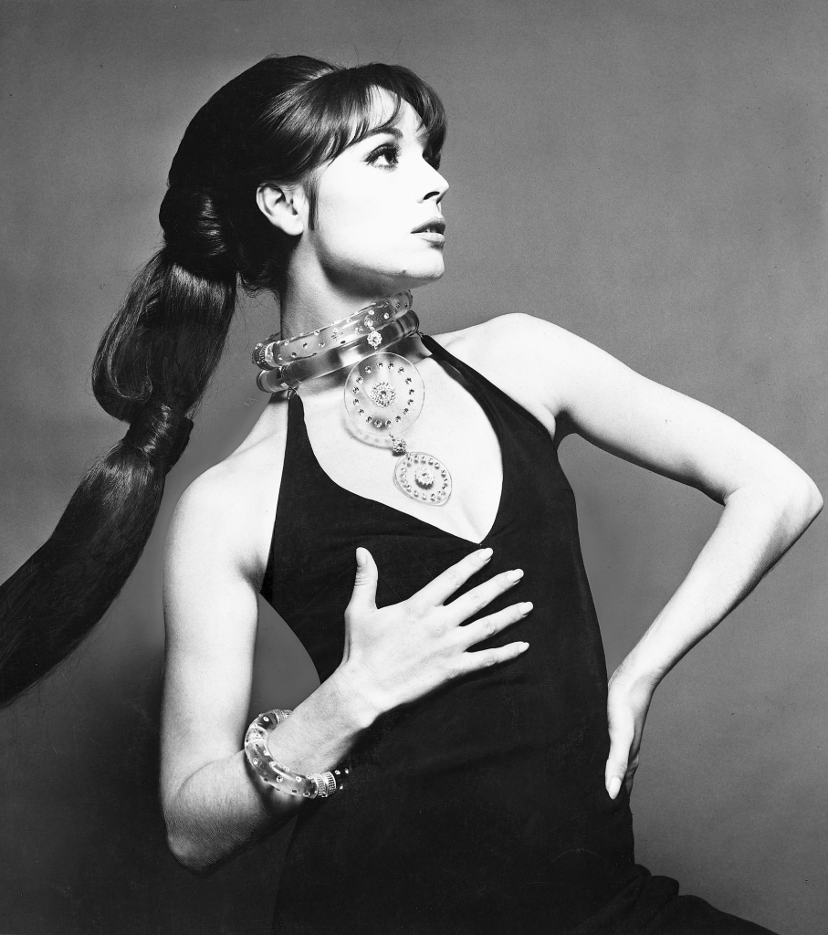 Willy Rizzo, Elsa Martinelli, Vogue Italie, 1967