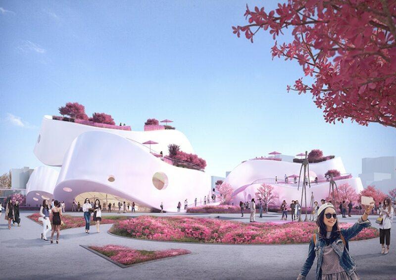 (c) MVRDV/JJP Architects & Planners