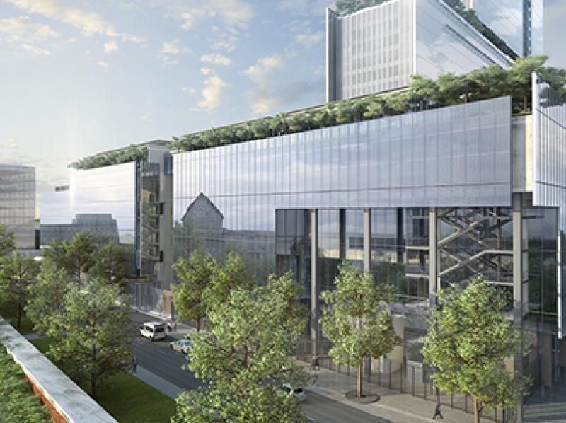 Palais de Justice - Renzo Piano