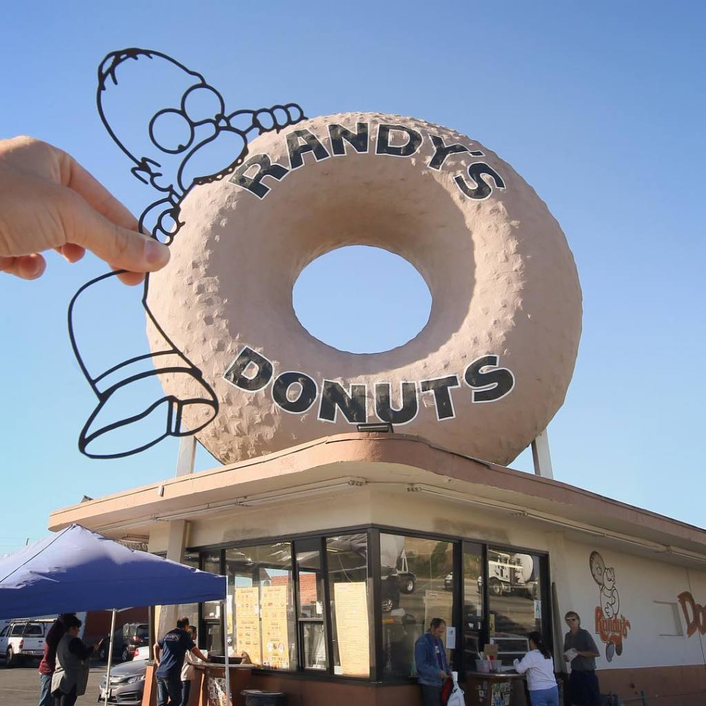 © Paperboyo - Homer donut