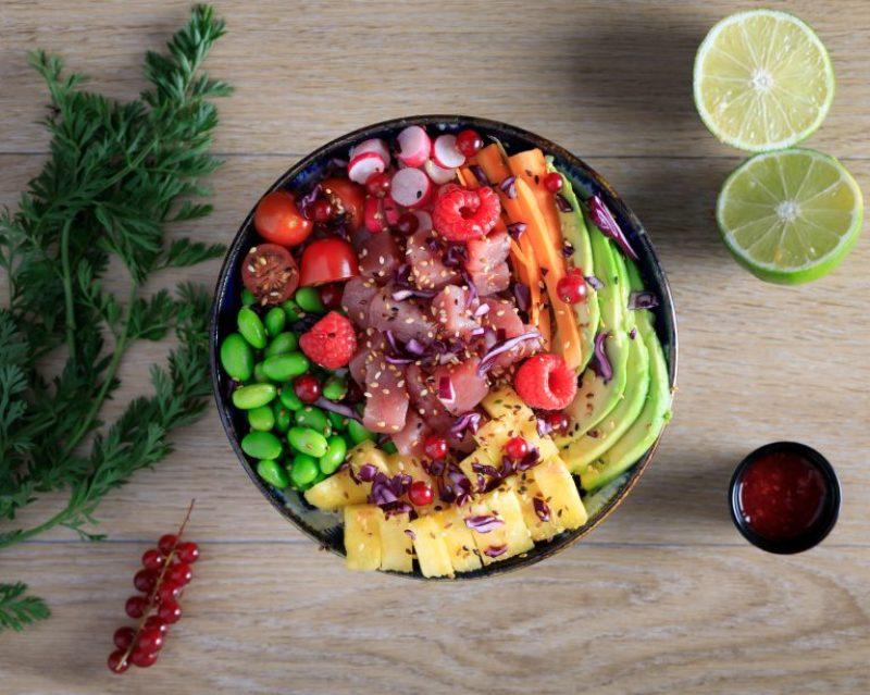 Poke-thon-rouge-ananas